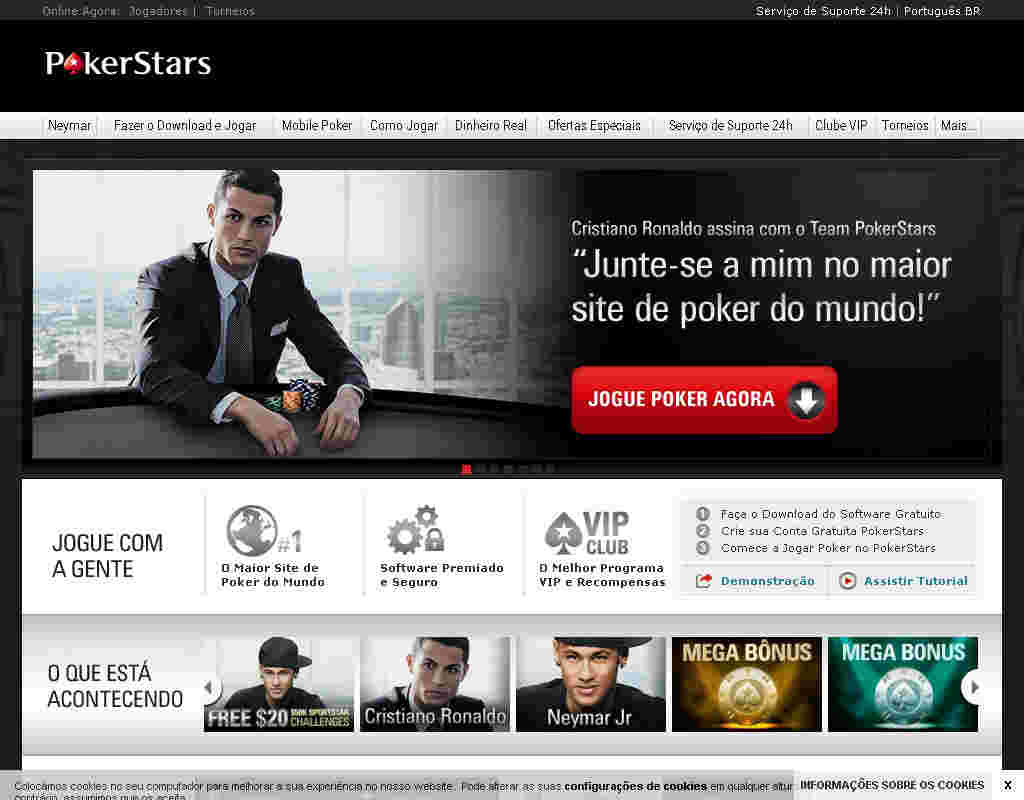 Pokerstars Apostas